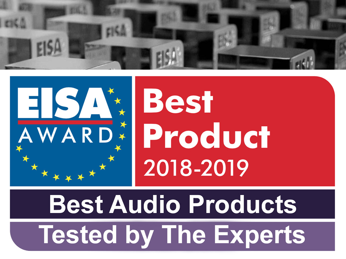 EISA Awards 2018-19 Reveal Latest Consumer Electronics References in