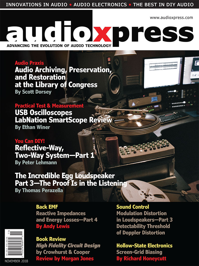audioXpress November 2018
