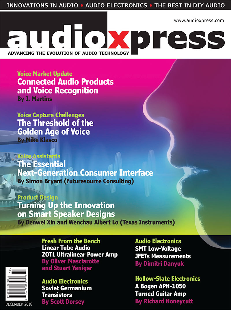 audioXpress December 2018