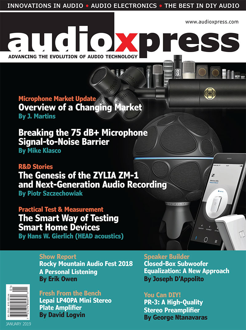 audioXpress January 2019