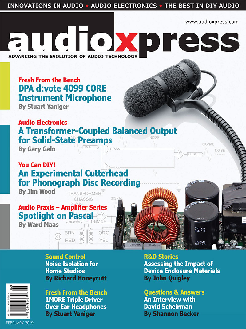 audioXpress February 2019
