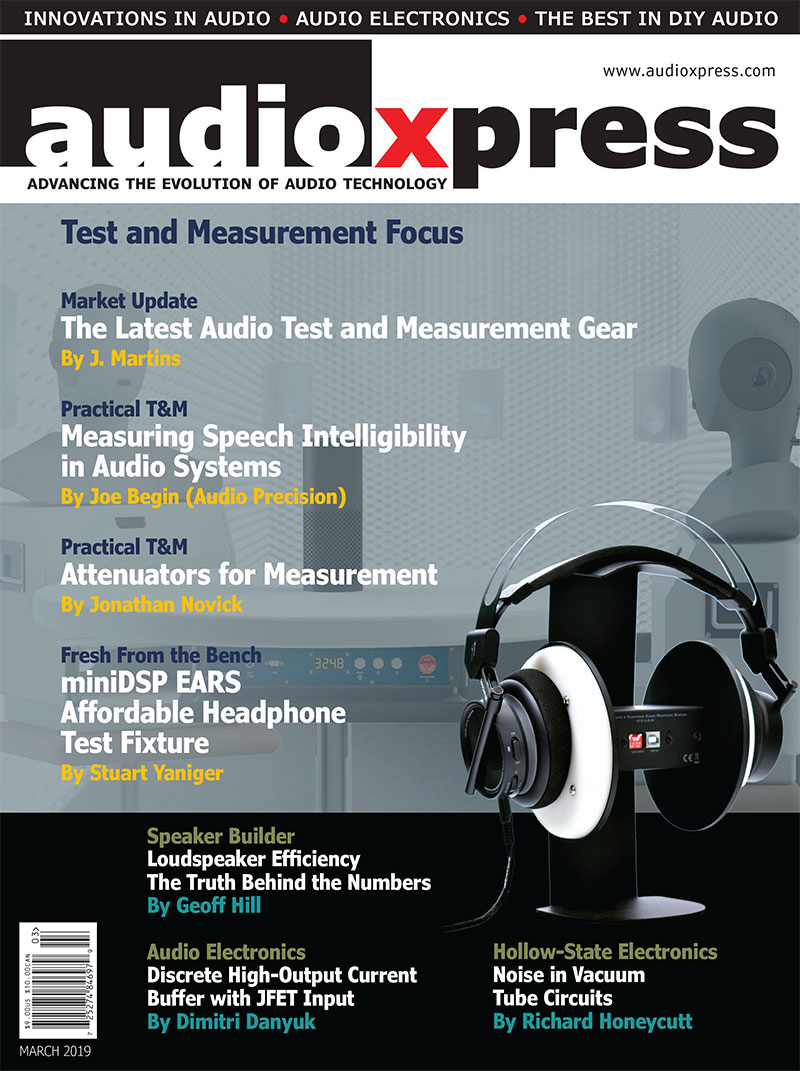 audioXpress March 2019