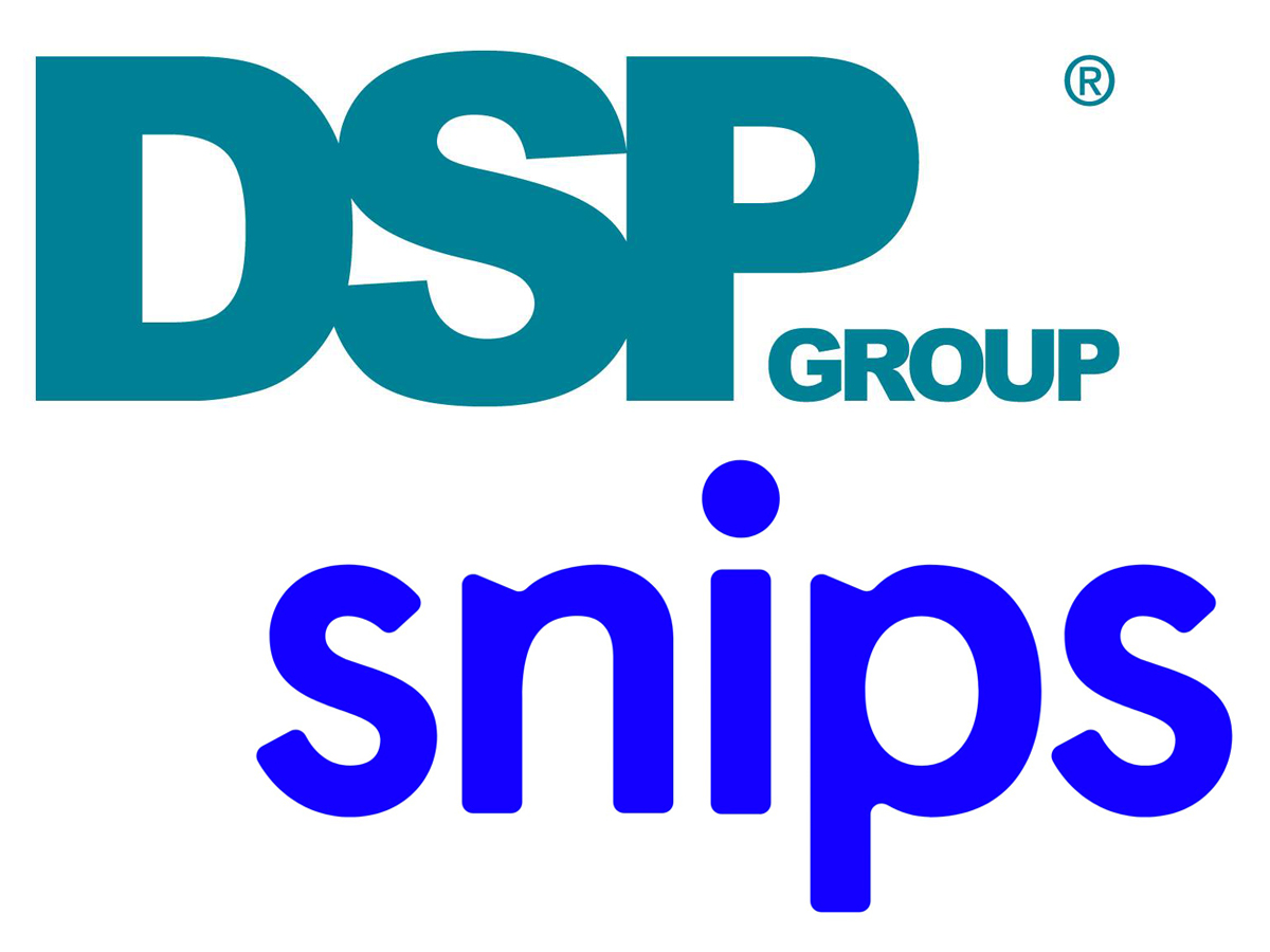 DSP Group and Snips Announce Technology Partnership on Multi-Room Embedded Voice Recognition Architecture