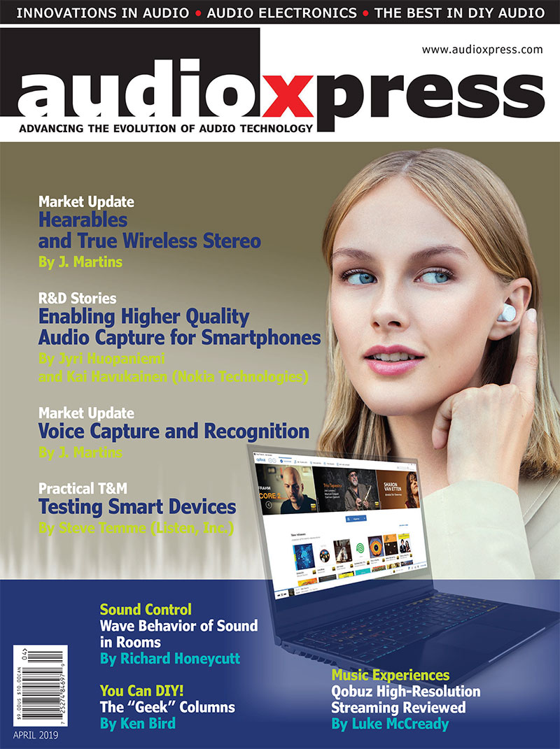 audioXpress April 2019