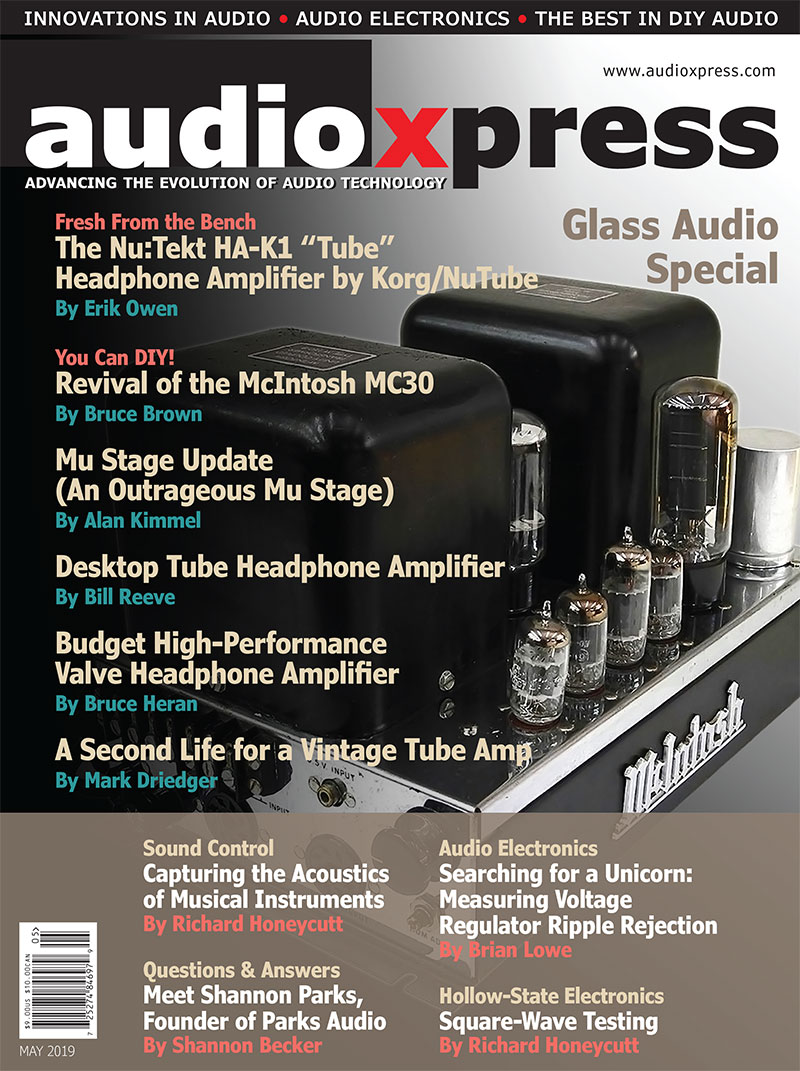audioXpress May 2019