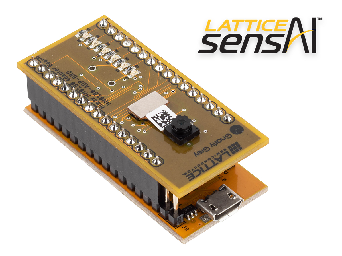 Lattice Semiconductor Introduces New Development Kit for Low