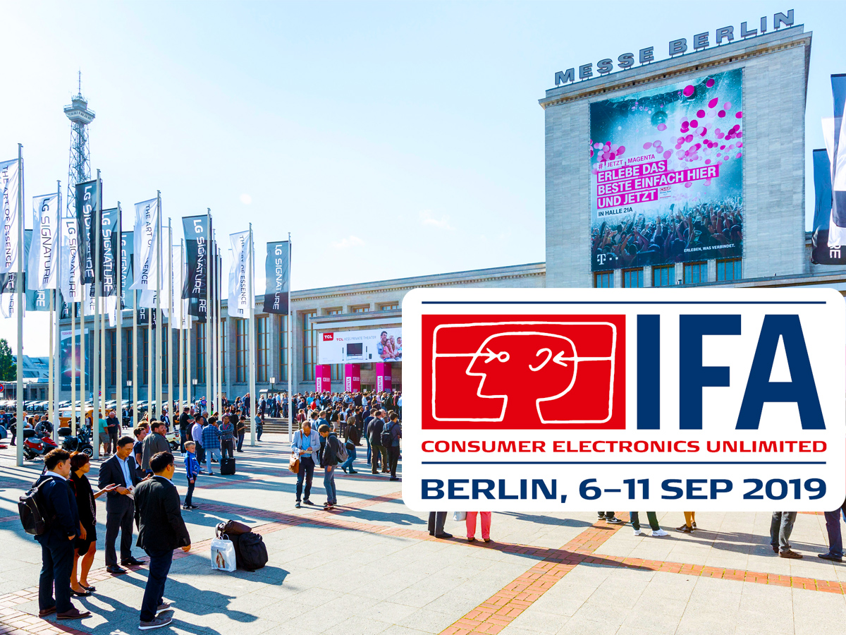 IFA 2019 to Show Increasing Importance of Consumer