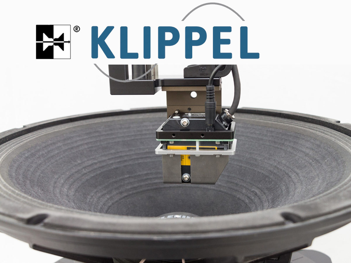 Klippel Controlled Sound (KCS) - Controlled Sound Technology for Nonlinear Compensation of Loudspeakers