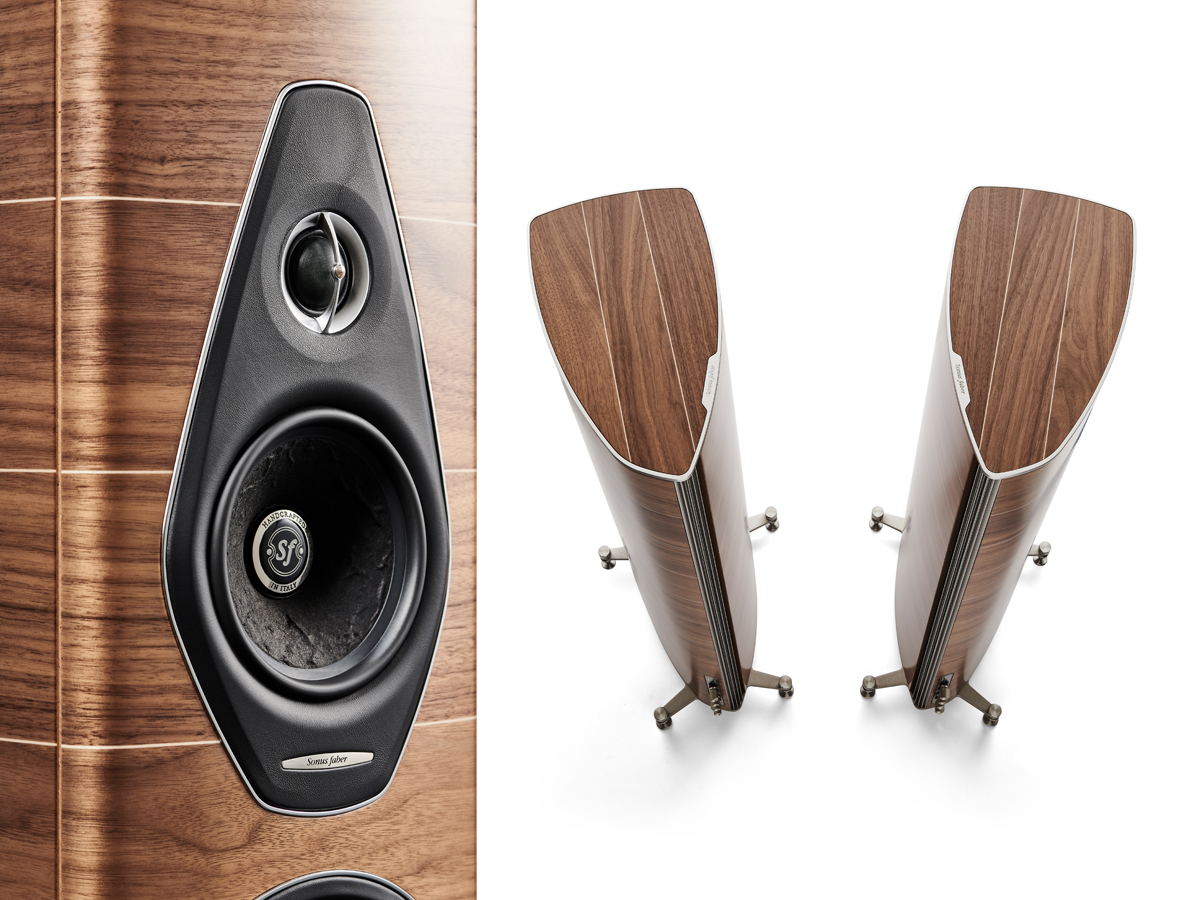Sonus Faber Launches Olympica Nova Speaker Collection at