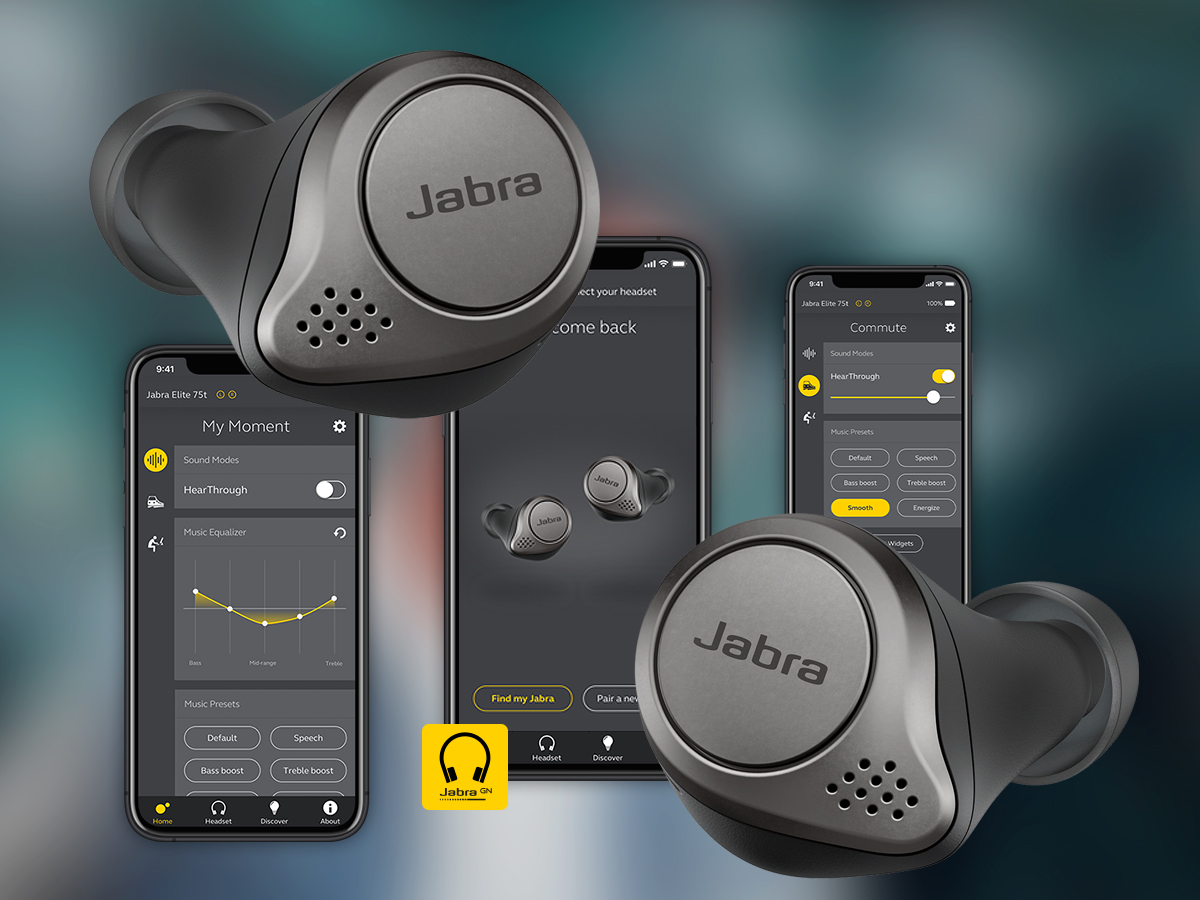 Jabra Expands Leadership With Elite 75t True Wireless Earbuds Audioxpress