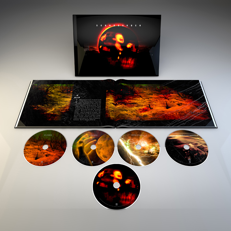 DTS Headphone: X powers Soundgarden's Superunknown re-issue app