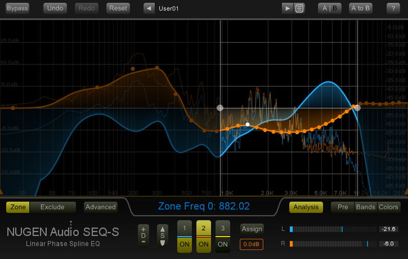 New SEQ-S Equalizer from Nugen Audio Takes Digital EQ to