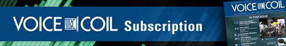 Voice Coil Subscription