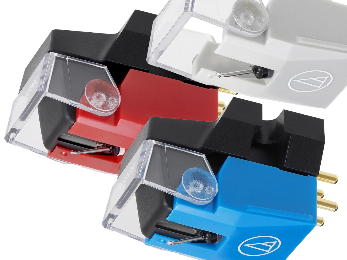 New Vm Type Moving Magnet Phono Cartridges From Audio