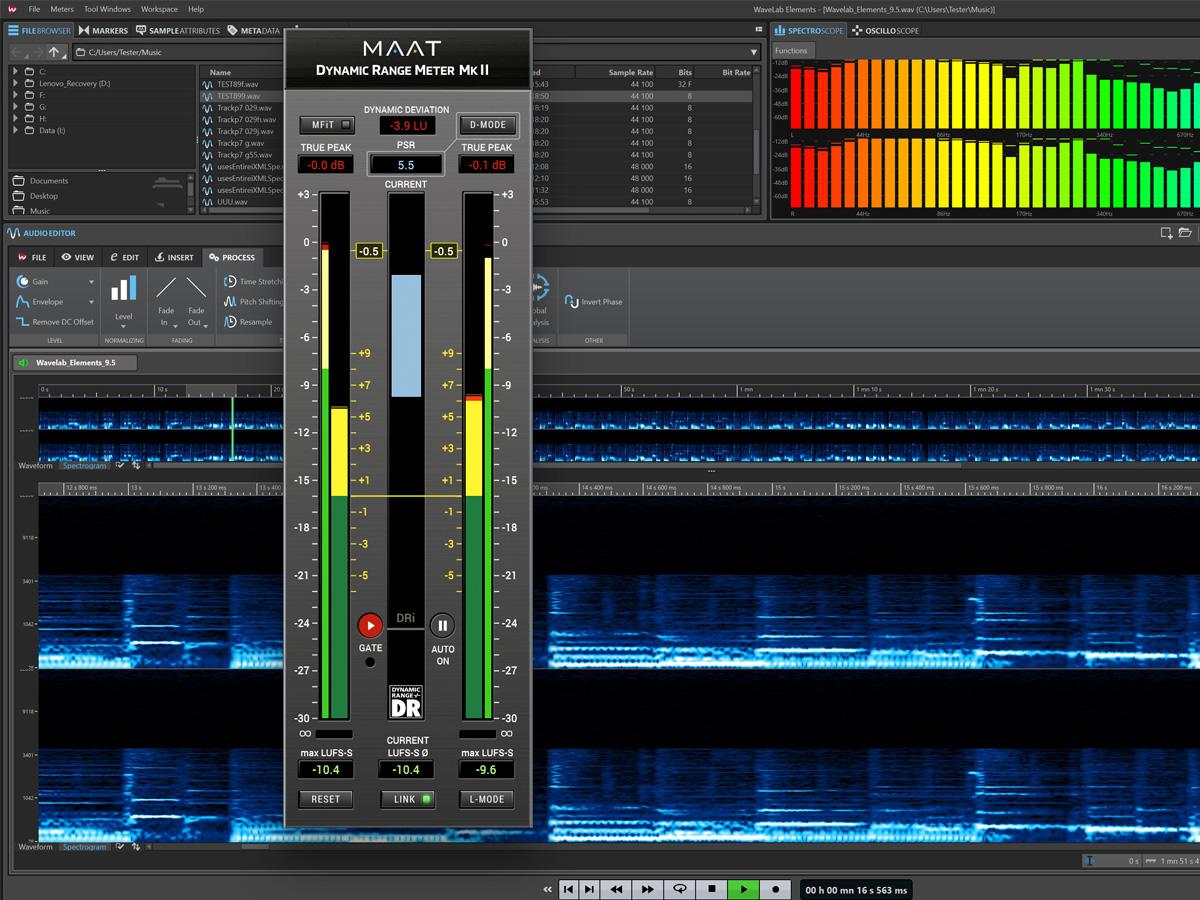 Loudness Sound Circuit