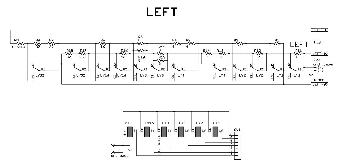 build a bcd digital potentiometer audioxpress