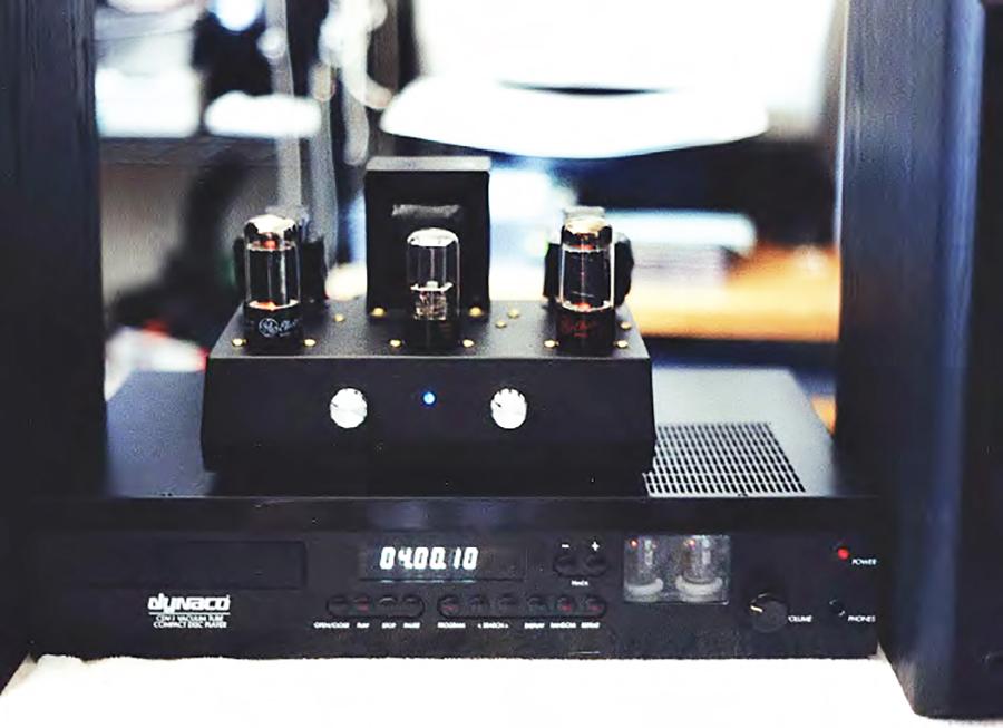 mini single ended amp audioxpressmini single ended amp