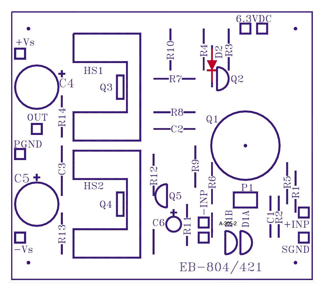 Hybrid Headphone Amplifier Circuit Schematic - Wiring Diagram Web