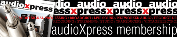 audioXpress Subscription