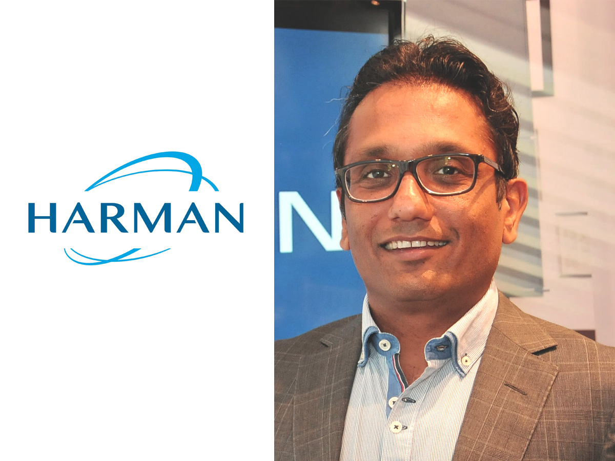 Harman Appoints Mohit Parasher President of Professional Solutions Division