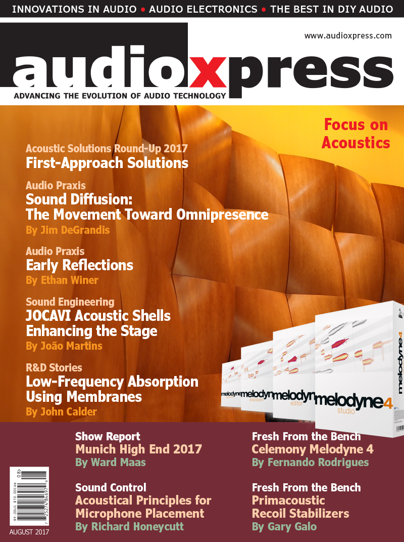 audioXpress August 2017