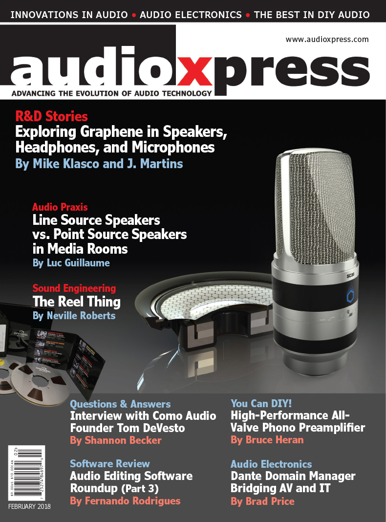 audioXpress February 2018