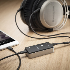 beyerdynamic Launches Impacto Universal Mobile Hi-Res Digital-Analog Converter for Apple and Android Devices