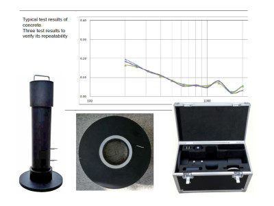 New BSWA SW420R Impedance Tube System For Pavements Absorption Testing ISO13472-2