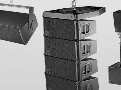 d&b audiotechnik New Y-Series Loudspeakers at PLASA London 2014
