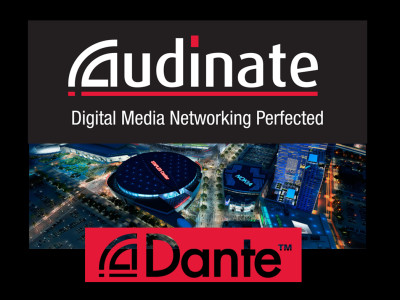 Dante at the 137th International AES Convention in Los Angeles