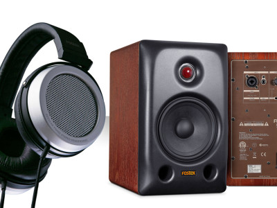 Fostex Brings New Speaker System And Hi Fi Headphones to RMAF/Can Jam