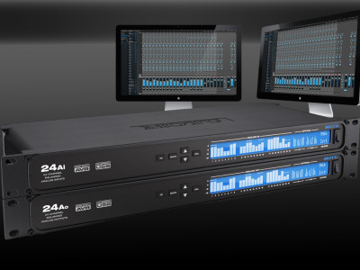 MOTU Expands AVB Interface Range with 24-Channel Units