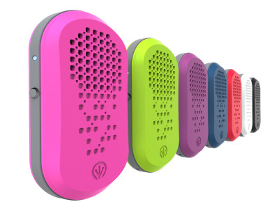 iFrogz Tadpole Active Bluetooth Speaker is Splash- and Dust-Resistant