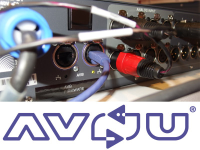 AVnu Alliance Announces First Certified AVB Audio Endpoint Reference Platform From XMOS