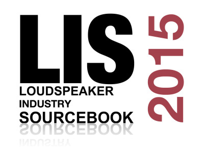 The Loudspeaker Industry Sourcebook 2015 - Act Now!