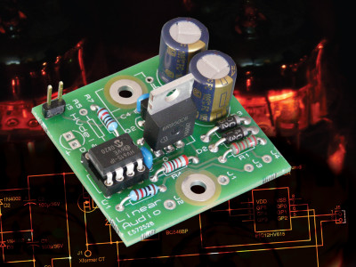 How to extend the useful life of those precious tubes: use a Tube Amplifier High-Voltage Delay!