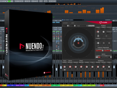 Steinberg Previews Nuendo 7 with Game Production Oriented Features