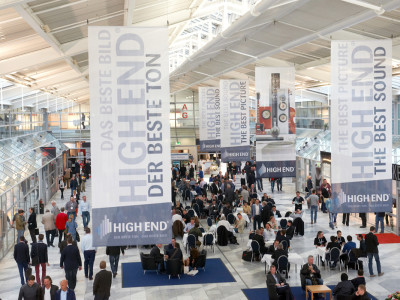 All Exhibition Spaces Booked at the High End Show 2015