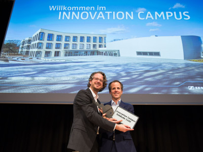 Sennheiser Showcases its Innovation Campus at Wedemark Headquarters