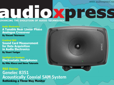 The Best of Audio Electronics in audioXpress June 2015, Now Online!