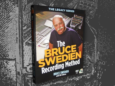 Book Review: The Bruce Swedien Recording Method