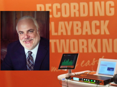 Cymatic Audio Appoints Head of Sales for North America