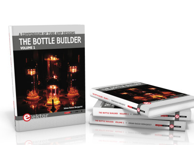 Book Review: The Bottle Builder - A Compendium of Tube Amplifier Designs