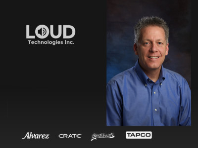 LOUD Technologies Appoints Larry Pendergrass as New SVP of Engineering