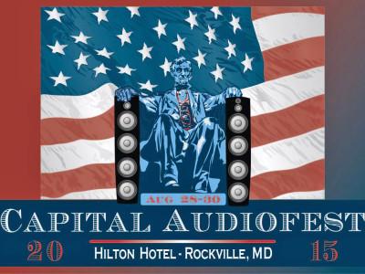 Visit the 2015 Capital Audiofest! August 28-30