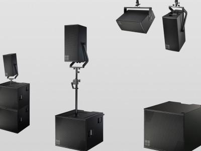 d&b audiotechnik Refines Point Source Loudspeaker Design For High Quality Sound Reinforcement