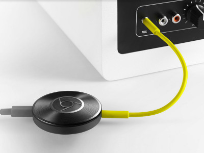 Google Announces Chromecast Audio to Bring Wireless Audio to Any Active Speakers