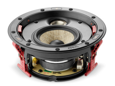 New In-Wall In-Ceiling Speaker Line-up with Quick Installation System from Focal