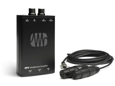 PreSonus HP2 Personal Headphone Amplifier Designed for Musicians In-Ears