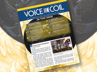 Get Ready and Better Informed. Get Voice Coil December 2015